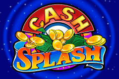 logo cashsplash video slot microgaming spelauatomat