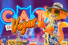 logo cat in vegas playtech spelauatomat