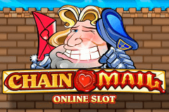 logo chain mail microgaming spelauatomat