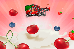 logo cherries gone wild microgaming spelauatomat