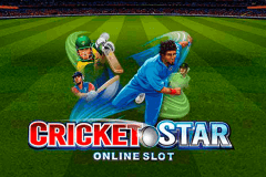 logo cricket star microgaming spelauatomat