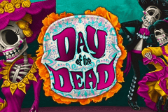 logo day of the dead igt spelauatomat