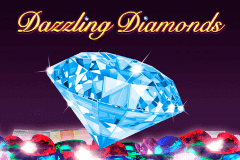 logo dazzling diamonds novomatic spelauatomat
