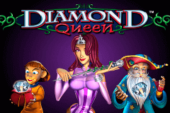 logo diamond queen igt spelauatomat