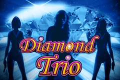 logo diamond trio novomatic spelauatomat