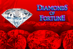logo diamonds of fortune novomatic spelauatomat