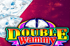 logo double wammy microgaming spelauatomat