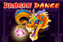 logo dragon dance microgaming spelauatomat