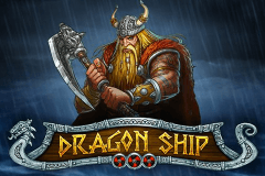 logo dragon ship playn go spelauatomat