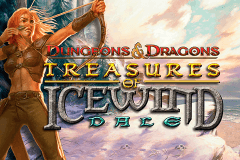 logo dungeons and dragons treasures of icewind dale igt spelauatomat