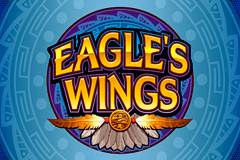 logo eagles wings microgaming spelauatomat