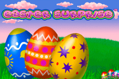 logo easter surprise playtech spelauatomat