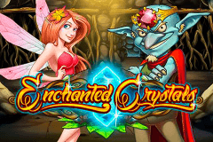 logo enchanted crystals playn go spelauatomat