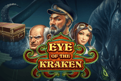 logo eye of the kraken playn go spelauatomat