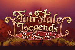 logo fairytale legends red riding hood netent spelauatomat