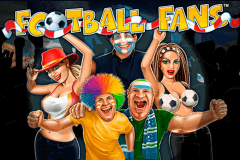 logo football fans playtech spelauatomat