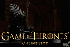 logo game of thrones 15 lines microgaming spelauatomat