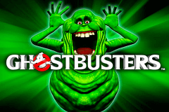logo ghostbusters igt spelauatomat