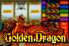 logo golden dragon microgaming spelauatomat