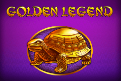 logo golden legend playn go spelauatomat