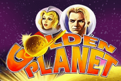 logo golden planet novomatic spelauatomat