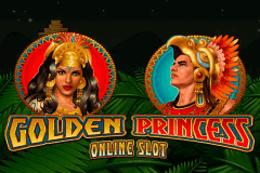 logo golden princess microgaming spelauatomat