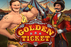 logo golden ticket playn go spelauatomat