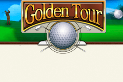 logo golden tour playtech spelauatomat