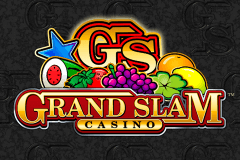 logo grand slam novomatic spelauatomat