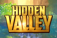 logo hidden valley quickspin spelauatomat