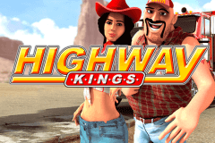 logo highway kings playtech spelauatomat