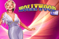 logo hollywood star novomatic spelauatomat