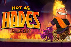 logo hot as hades microgaming spelauatomat