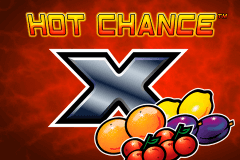 logo hot chance novomatic spelauatomat