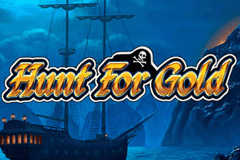 logo hunt for gold playn go spelauatomat