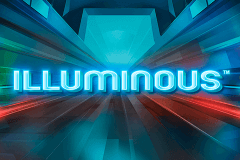 logo illuminous quickspin spelauatomat