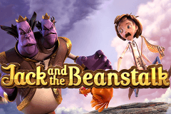logo jack and the beanstalk netent spelauatomat