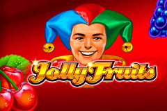 logo jolly fruits novomatic spelauatomat