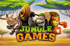 logo jungle games netent spelauatomat