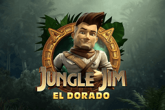 logo jungle jim el dorado microgaming spelauatomat