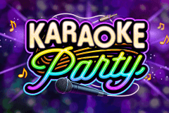 logo karaoke party microgaming spelauatomat