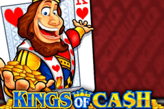 logo kings of cash microgaming spelauatomat