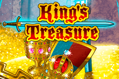 logo kings treasure novomatic spelauatomat