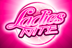 logo ladies nite microgaming spelauatomat