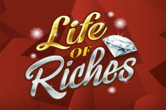logo life of riches microgaming spelauatomat