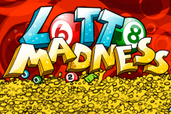 logo lotto madness playtech spelauatomat