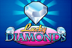 logo lucky diamonds playn go spelauatomat
