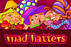 logo mad hatters microgaming spelauatomat
