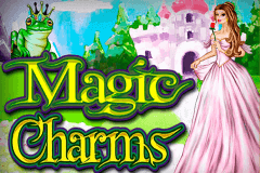 logo magic charms microgaming spelauatomat