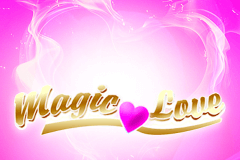 logo magic love netent spelauatomat